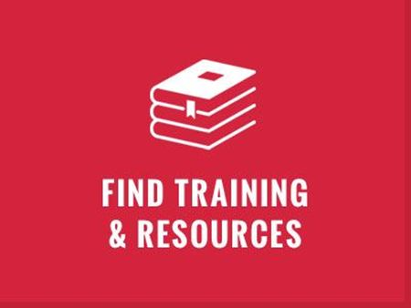 Picture for category Training & Resources