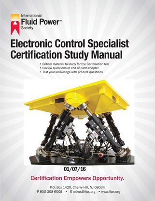 Picture of Electronic Controls Specialist Study Manual