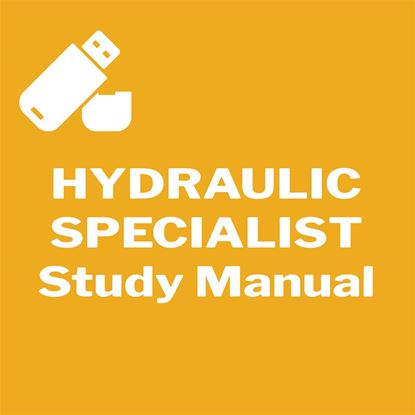 Picture of Hydraulic Specialist Study Manual - Flash Drive