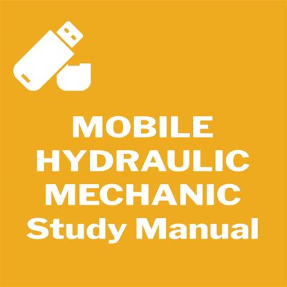 Picture of Mobile Hydraulic Mechanic Study Manual Flash Drive