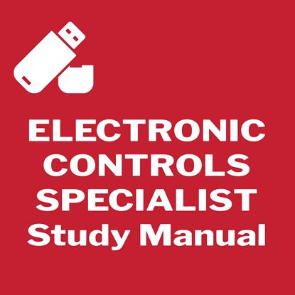 Picture of Electronic Controls Specialist Study Manual - Flash Drive