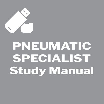 Picture of Pneumatic Specialist Study Manual Flash Drive