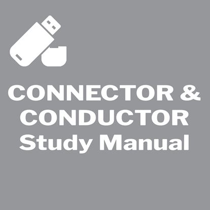Picture of Connector/Conductor Study Manual Flash Drive