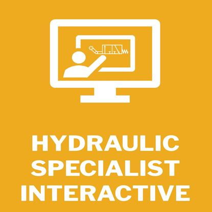 Picture of Hydraulic Specialist Interactive Study Manual