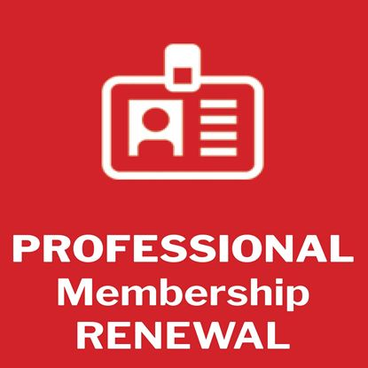 Picture of Membership RENEWAL- Professional