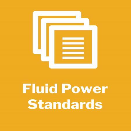 Picture for category Fluid Power Standards