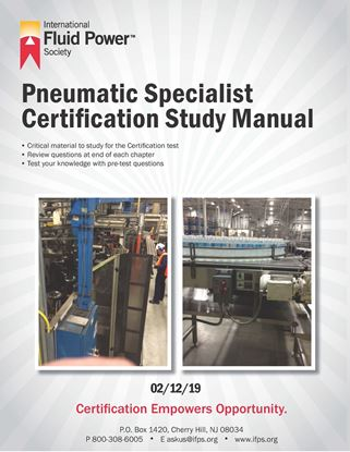 Picture of Pneumatic Specialist Study Manual