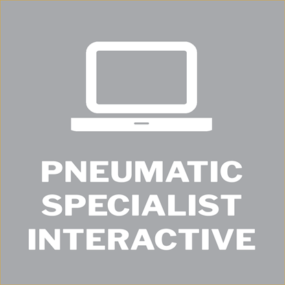 Picture of Pneumatic Specialist Interactive Study Manual